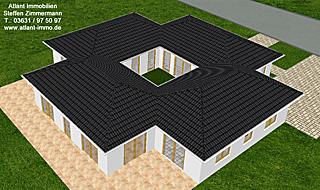 atrium 182 33 winkelbungalow einfamilienhaus neubau massivhaus stein auf stein. Black Bedroom Furniture Sets. Home Design Ideas