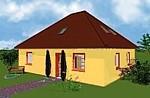 Bungalow 110 m² inklusive ausgebautem Dachgeschoss