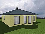 Bungalow 118 m² mit Erker