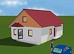 Bungalow mit 83 m² Wohnfläche plus ausbaufähiges Dachgeschoss