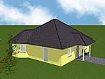 Bungalow mit Lichterker 86 m² Wohnfläch