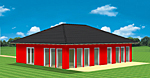 Bungalow 105 m² Wohnfläche