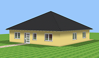 Beliebt Bungalow Neubau - beste Wohnqualität! - Bungalows ab 91 m² Wohnfläche GR82