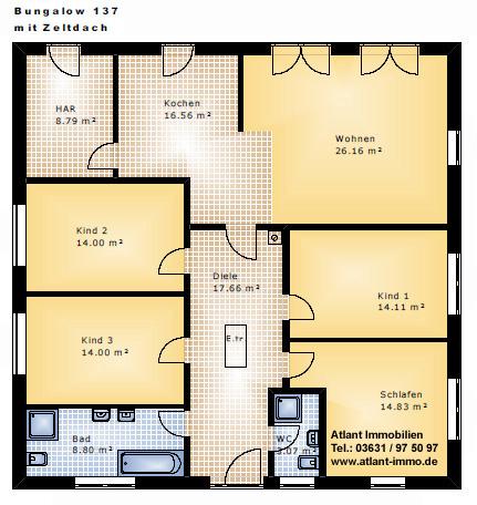 Gaste Wc Mit Dusche Bilder : Bungalow mit zeltdach einfamilienhaus neubau massivbau