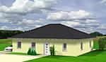 Bungalow Einfamilienhaus mit 99 m² Wohnflaeche
