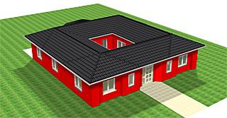 bungalow neubau beste wohnqualit t bungalows ab 91 m wohnfl che. Black Bedroom Furniture Sets. Home Design Ideas