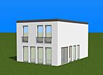 Einfamilienhaus zweigeschossig 102 m²