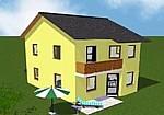 """Einfamilienhaus """"Family 123 zweigeschossig Extra"""""""
