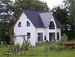 Einfamilienhaus mit Friesengiebel