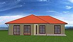 Winkelbungalow 120 qm Wohnfläche 4 oder 5 Zimmer
