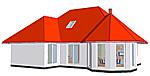 Winkelbungalow 134 m² mit ausgebautem Dachgeschoss