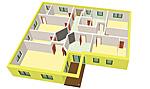 Winkelbungalow 199 m²
