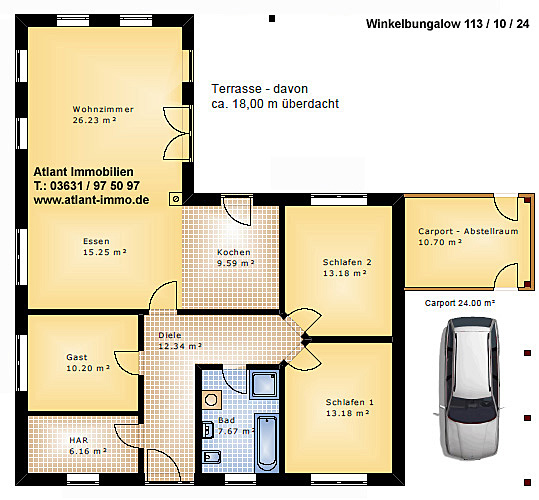baukosten bungalow 120 qm h user immobilien bau. Black Bedroom Furniture Sets. Home Design Ideas
