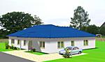 Winkelbungalow 161 mit 161 qm Wohnfläche