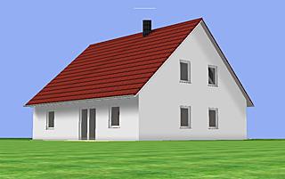Einfamilienhaus 100 m² mit ausbaufähigem Dachgeschoss