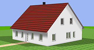 Einfamilienhaus 100 m² mit ausbaufähigem Dachgeschoss Bild 2